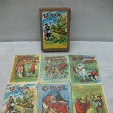 Libros antiguos: CAJA DE SEIS CUENTOS DE CALLEJA. Lote 44946785