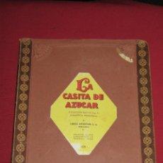 Libros antiguos: LA CASITA DE AZUCAR - COLECCION RADIAL VOL. 1 - BIBLIOTECA DIORAMICA - LIBROS INFANTILES S.A. BARCEL. Lote 45039301