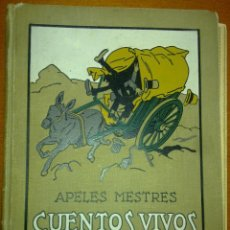 Alte Bücher - CUENTOS VIVOS: SERIE PRIMERA, APELES MESTRES - 45242312