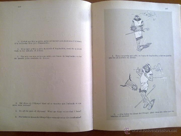 Libros antiguos: CUENTOS VIVOS: SERIE PRIMERA, APELES MESTRES - Foto 3 - 45242312