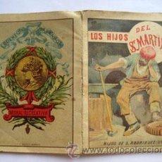 Libros antiguos: CUENTOS PARA LOS NIÑOS. LOS HIJOS DEL SR.MARTÍN. FRONTAURA CARLOS. HIJOS DE S.RODRÍGUEZ. Lote 45745652
