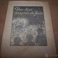 Libros antiguos: COLECCION D´EN PATUFET, PRINCIPIOS DE 1900, CUENTOS EN CATALÁN.. Lote 45784676