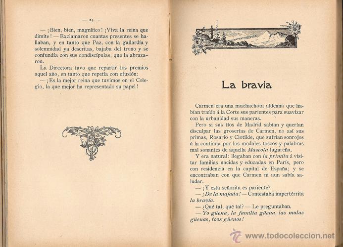 Libros antiguos: CUENTOS DRAMÁTICOS INFANTILES – AÑO 1908 - Foto 4 - 41091182
