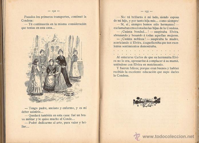 Libros antiguos: CUENTOS DRAMÁTICOS INFANTILES – AÑO 1908 - Foto 5 - 41091182