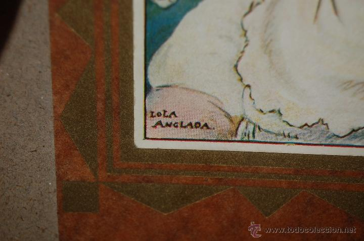 Libros antiguos: 4 LIBROS ILUSTRADOS POR LOLA ANGLADA SARRIERA. PRIMERAS EDICIONES DE LOS AÑOS 30 - Foto 5 - 45935157