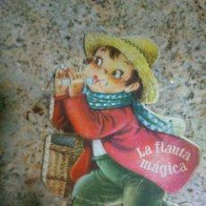 Libros antiguos: CUENTO TROQUELADO FERRÁNDIZ LA FLAUTA MÁGICA . Lote 46066619
