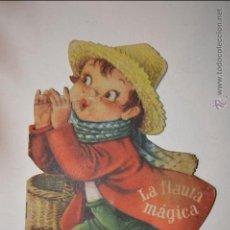 Libros antiguos: CUENTO TROQUELADO DE LA FLAUTA MAGICA. Lote 46585127
