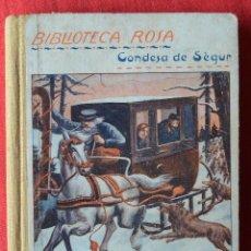 Libros antiguos: CUENTO DE CUENTOS - CONDESA DE SEGUR - BIBLIOTECA ROSA - 1926. Lote 46652379