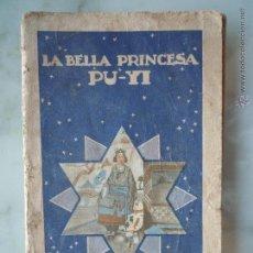 Libros antiguos - ¡Raro primer ejemplar Colección COLORÍN! Nº 1 Bella Princesa. Cuento CALLEJA 1935 Ilustra FERRU FINO - 43987059