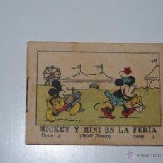 Libros antiguos: CUENTO CALLEJA MICKEY Y MINI EN LA FERIA TOMO 2 SERIE 1 1936. Lote 47047585