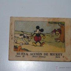Libros antiguos: CUENTO CALLEJA BUENA ACCION DE MICKEY TOMO 97 SERIE V 1936. Lote 47047618