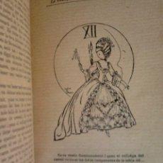 Libros antiguos: LIBRO-CONTES PER INFANTS- CUENTOS PARA NIÑOS,AÑO 1925 DIBUJO DE LOLA ANGLADA,REGALO 4 ESTAMPAS EPOCA. Lote 47168170