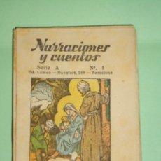 Libros antiguos: COLECCION COMPLETA DE 12 MINI CUENTOS. Lote 47295756