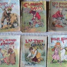 Libros antiguos: LOTE DE 10 CUENTOS DE S. CALLEJA - VER DESCRIPCION. Lote 47420803