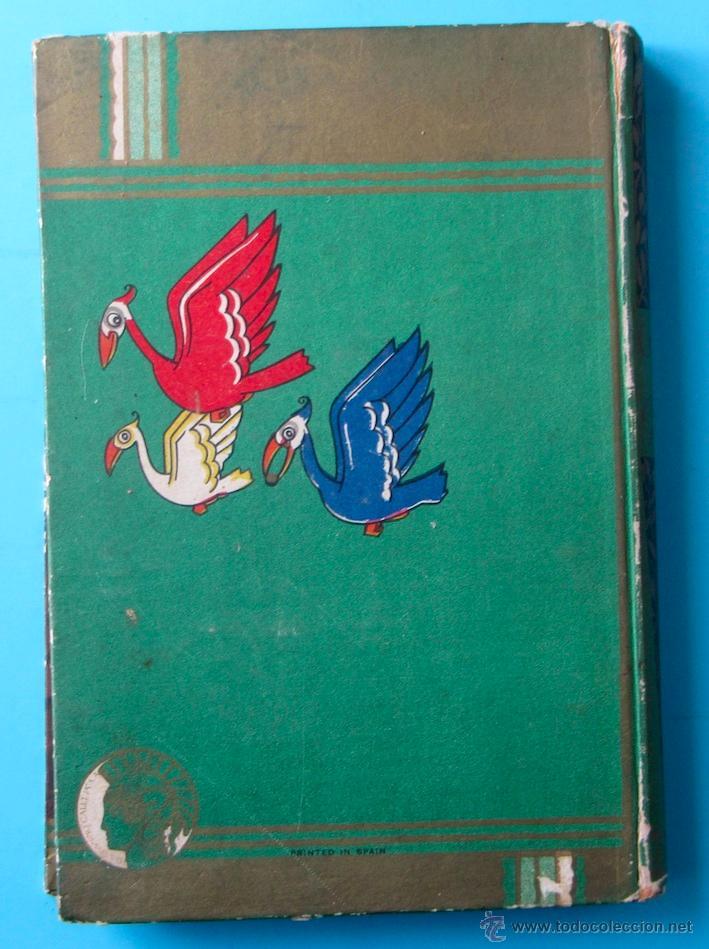 Libros antiguos: CUENTOS DE GRIMM. BIBLIOTECA PERLA. PENAGOS. CALLEJA, 1935 - Foto 2 - 47489269