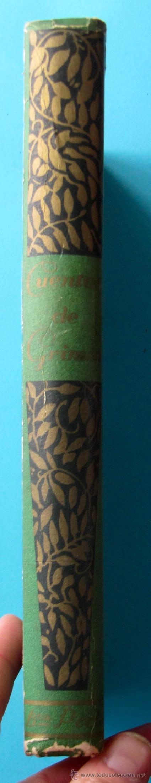 Libros antiguos: CUENTOS DE GRIMM. BIBLIOTECA PERLA. PENAGOS. CALLEJA, 1935 - Foto 3 - 47489269