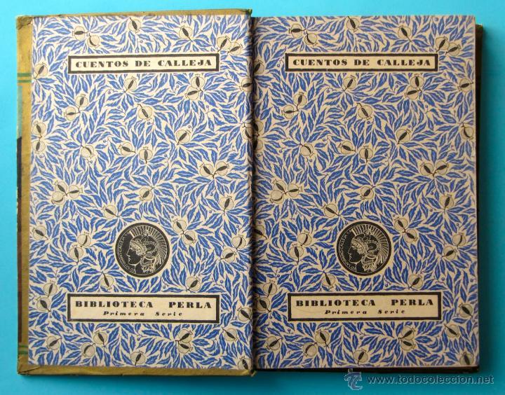 Libros antiguos: CUENTOS DE GRIMM. BIBLIOTECA PERLA. PENAGOS. CALLEJA, 1935 - Foto 4 - 47489269