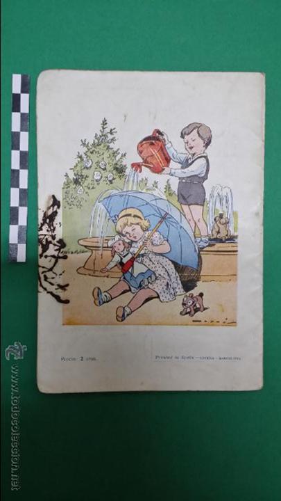 Libros antiguos: 3 cuentos ilustrados para niños, editorial Ramon Sopena. - Foto 3 - 47540260