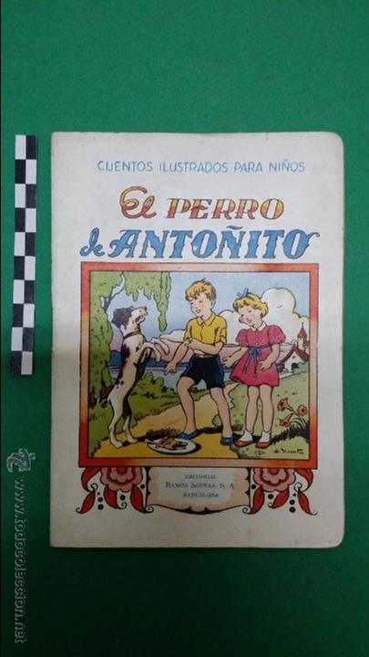 Libros antiguos: 3 cuentos ilustrados para niños, editorial Ramon Sopena. - Foto 4 - 47540260