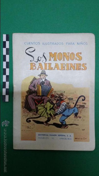 Libros antiguos: 3 cuentos ilustrados para niños, editorial Ramon Sopena. - Foto 6 - 47540260