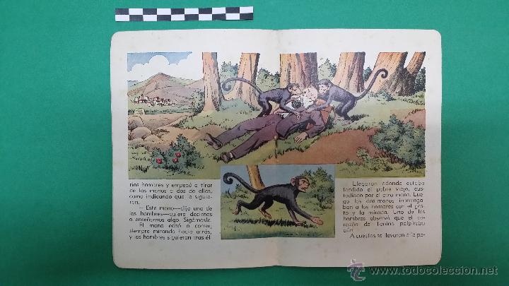 Libros antiguos: 3 cuentos ilustrados para niños, editorial Ramon Sopena. - Foto 8 - 47540260