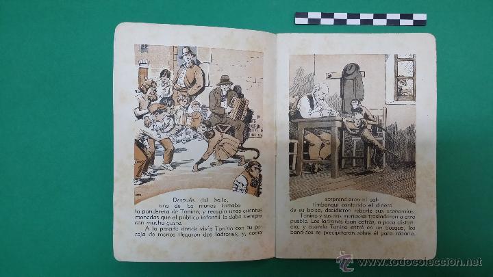 Libros antiguos: 3 cuentos ilustrados para niños, editorial Ramon Sopena. - Foto 9 - 47540260
