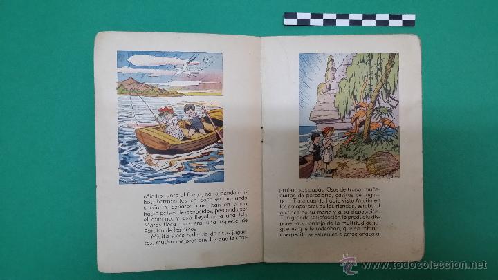 Libros antiguos: 3 cuentos ilustrados para niños, editorial Ramon Sopena. - Foto 12 - 47540260