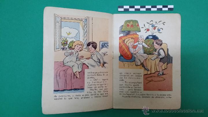 Libros antiguos: 3 cuentos ilustrados para niños, editorial Ramon Sopena. - Foto 13 - 47540260