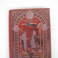 Libros antiguos: NOBLEZA DE UN ARTESANO. CUENTO. BIBLIOTECA ILUSTRADA TOMO XIX. ED. SATURNINO CALLEJA. Lote 96865507