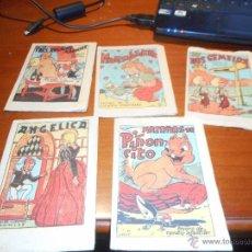 Libros antiguos: LOTE TESORO DE CUENTOS INFANTILES. Lote 48116457