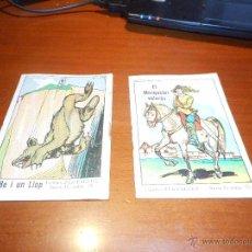 Libros antiguos: LOTE CONTES FALUGA. Lote 48116537
