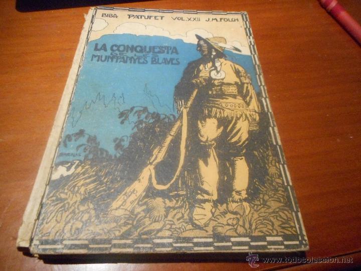 BIBLIOTECA PATUFET VOLUM 22 BUEN ESTADO 1914 (Libros Antiguos, Raros y Curiosos - Literatura Infantil y Juvenil - Cuentos)