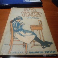 Libros antiguos: BIBLIOTECA PATUFET VOLUM 21 1914. Lote 48208350