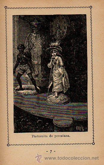 Libros antiguos: EL NEGRITO Y LA PASTORA, LA AGUJA ORGULLOSA, BELLEZA Y MODESTIA, ETC. CUENTOS SATURNINO CALLEJA - Foto 3 - 48573310