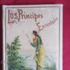 Alte Bücher - LOS PRINCIPES ENCANTADOS - SATURNINO CALLEJA - 48709071