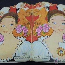 Libros antiguos: PELL D'OS. MARIA PASCUAL. CUENTO TROQUELADO. EDICIONES TORAY.. Lote 48784467