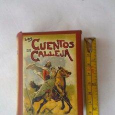 Libros antiguos: LOS CUENTOS DE CALLEJA - 12 MINI CUENTOS DE ORIENTE EN SU ESTUCHE. Lote 48851159