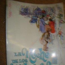 Libros antiguos: EL VIEJO Y EL NIÑO Nº 5 LA NOCHE DE LOS MILAGROS - ROLLAN. Lote 49070296