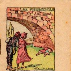 Libros antiguos: LAS PIEDRECITAS, CUENTO INFANTIL. Lote 49089490