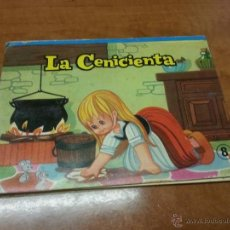 Libros antiguos: CUENTO PANORAMICO LA CENICIENTA Nº 8. Lote 49274105