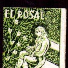 Libros antiguos: EDICIONES PATRIOTICAS. COLECCION ROSINA. EL ROSAL. TOMO 31. TEXTO. AGUILAR SERRA. Lote 49362192