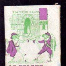 Libros antiguos: EDICIONES PATRIOTICAS. COLECCION ROSINA. LA CABEZA DEL REY DON PEDRO.TOMO 18. SERIE II.AGUILAR SERRA. Lote 49362198