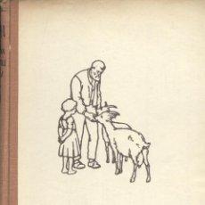 Libros antiguos: JUANA SPYRI. HEIDI. 5ª ED. BARCELONA, EDITORIAL JUVENTUD, 1954.. Lote 49435029