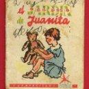 Libros antiguos: CUENTO CUENTECILLLOS ESTRELLA, EL JARDIN DE JUANITA , COLECCION ESTRELLITAS, EDITORIAL JUVENTUD. Lote 72935299