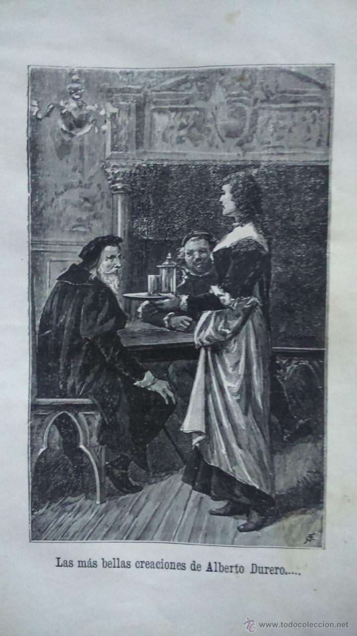 Libros antiguos: De los cuentos de Calleja, nobleza de un artesano, cuentos morales ilustrado Alfredo Perea 1893 - Foto 3 - 49591979