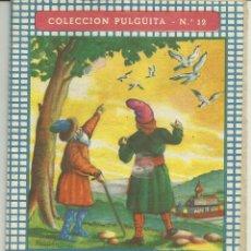 Libros antiguos: ANTIGUO CUENTO COLECCIÓN PULGUITA / EDITORIAL ROMA, BARCELONA. Lote 50156579