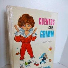 Libros antiguos: CUENTOS DE GRIMM ILUSTRADOS POR MARIA PASCUAL, TERCERA SELECCIÓN Nº 7 ED. TORAY 1969. Lote 50174507