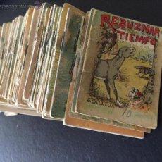 Libros antiguos: CUENTOS DE CALLEJA 1ª SERIE 1910 100 CUENTOS MAS REGALO SE VENDEN SUELTOS. Lote 50218773