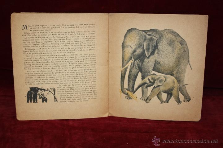 Libros antiguos: Albums du Père Castor. Les petits et Les grands. Editeur Flammarion. año 1933 - Foto 2 - 50436062
