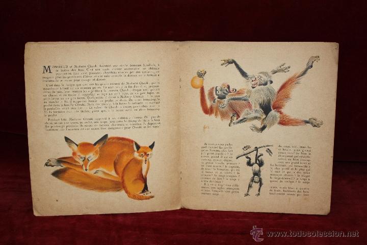 Libros antiguos: Albums du Père Castor. Les petits et Les grands. Editeur Flammarion. año 1933 - Foto 3 - 50436062